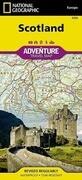 Scotland Adventure Travel Map