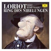 Loriot erzählt Richard Wagners Ring des Nibelungen/2 CDs