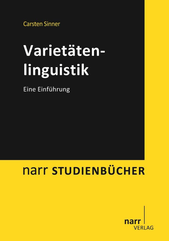 Varietätenlinguistik als eBook