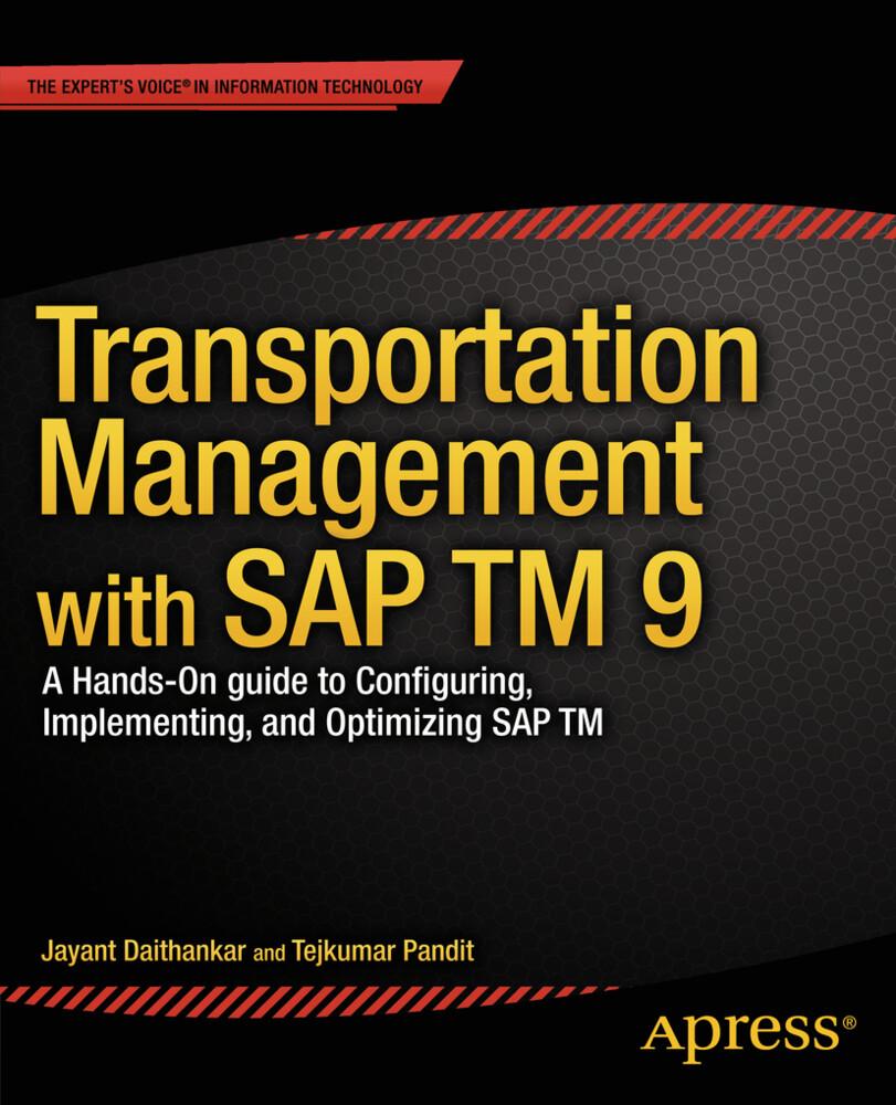 Transportation Management with SAP TM 9 als Buc...