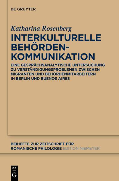 Interkulturelle Behördenkommunikation als Buch ...