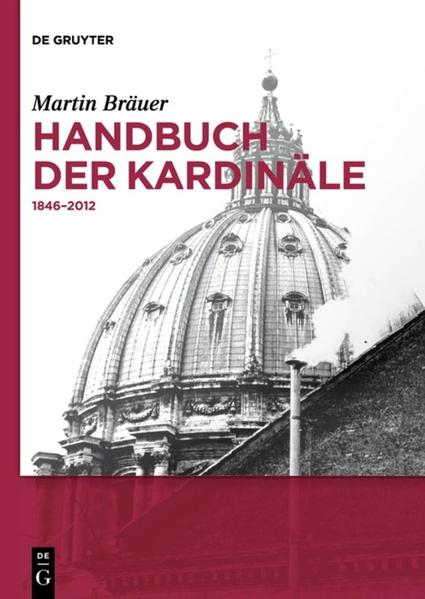 Handbuch der Kardinäle als Buch