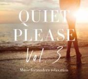 Quiet please vol.3