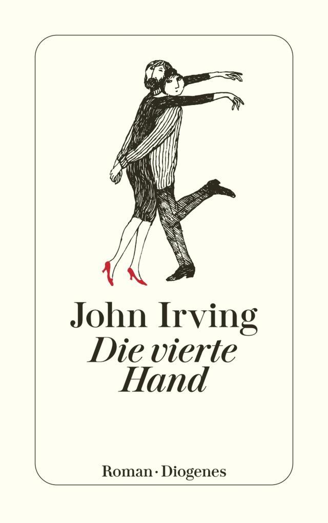 Die vierte Hand als eBook epub
