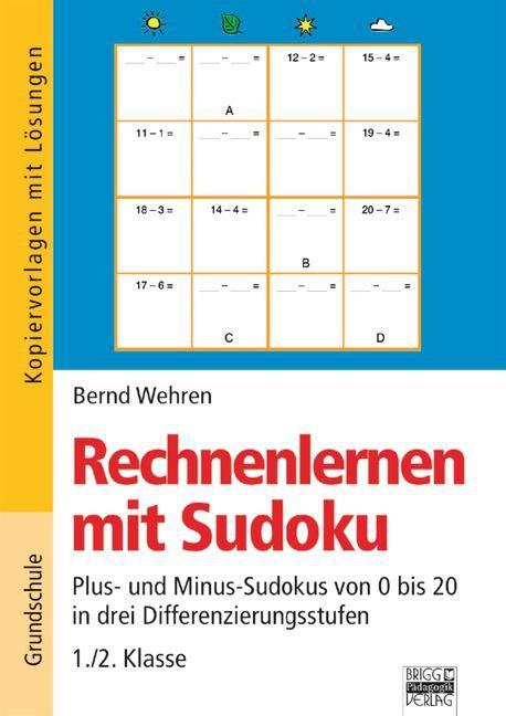 Rechnenlernen mit Sudoku 1./2. Klasse als Buch ...