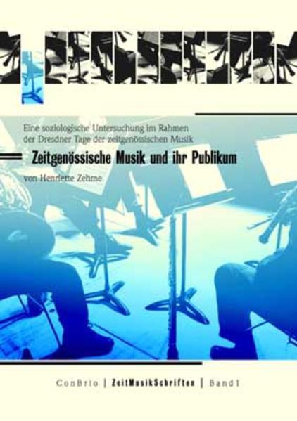 Zeitgenössische Musik und ihr Publikum als Buch...