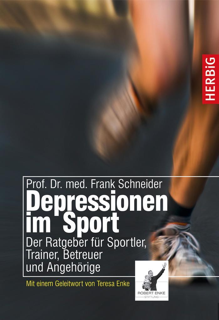 Depressionen im Sport als eBook Download von Fr...