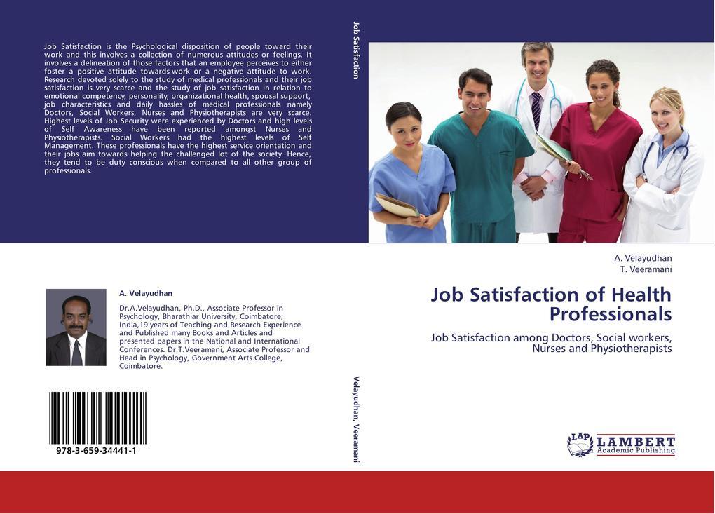 Job Satisfaction of Health Professionals als Bu...