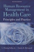 Human Resource Management In Health Care