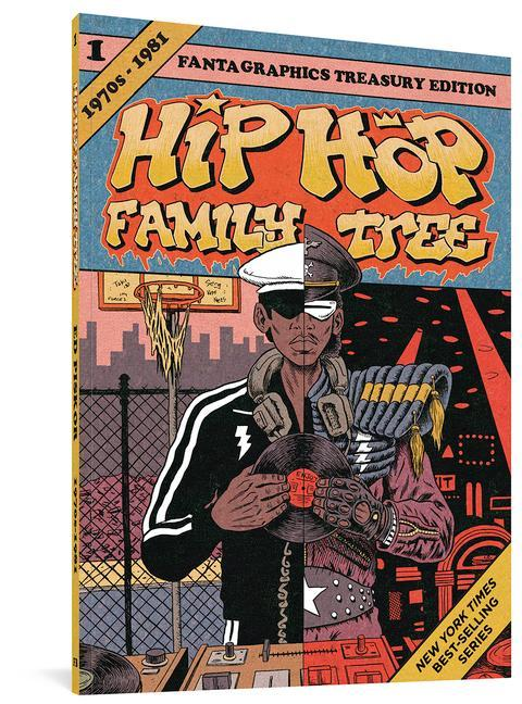 Hip Hop Family Tree als Buch