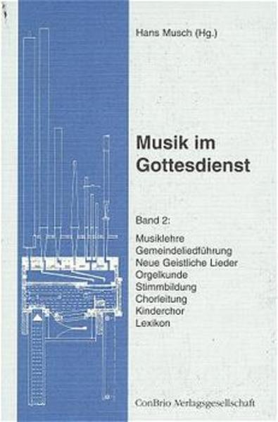 Musik im Gottesdienst 2 als Buch von
