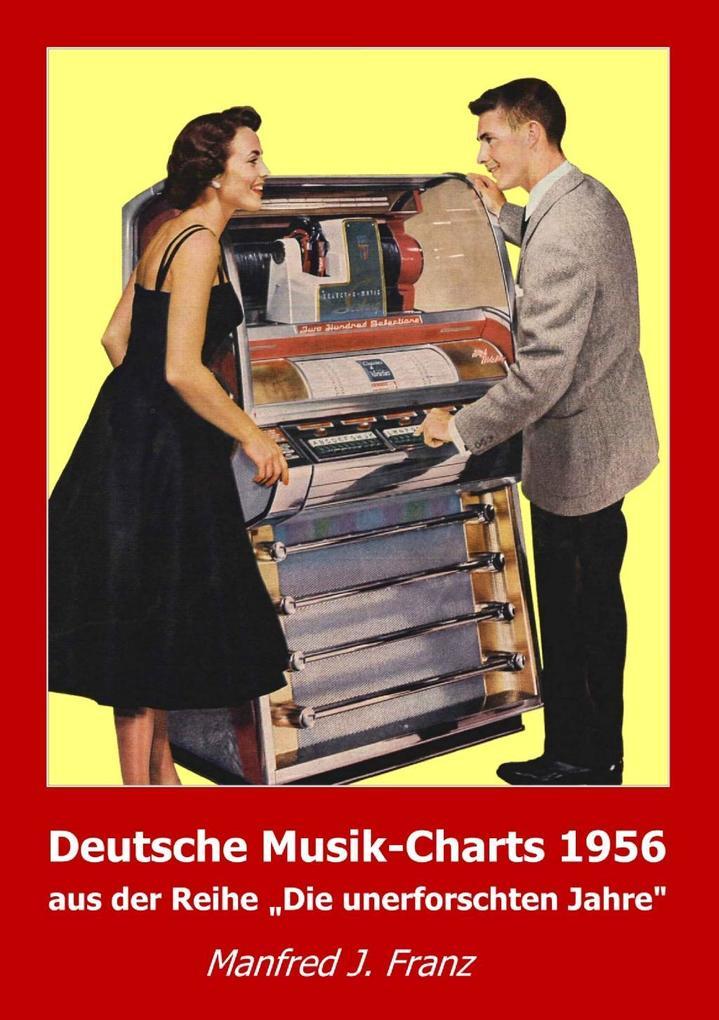 Deutsche Musik-Charts 1956 als eBook Download v...