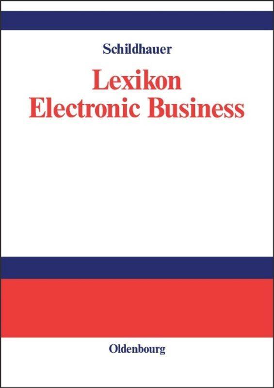 Lexikon Electronic Business als Buch von