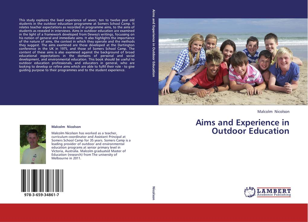 Aims and Experience in Outdoor Education als Bu...