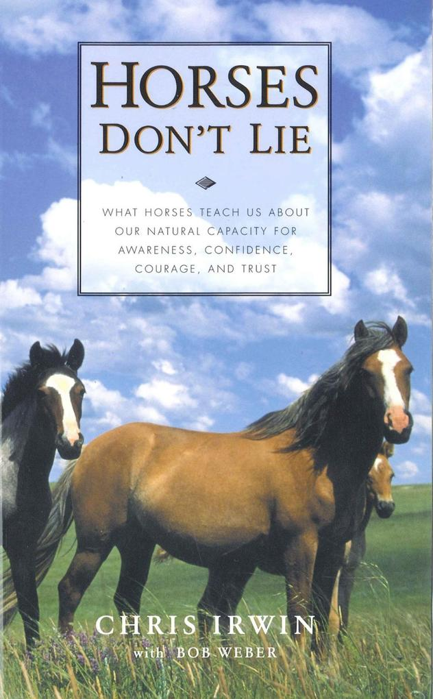 Horses Don´t Lie als eBook Download von Chris I...