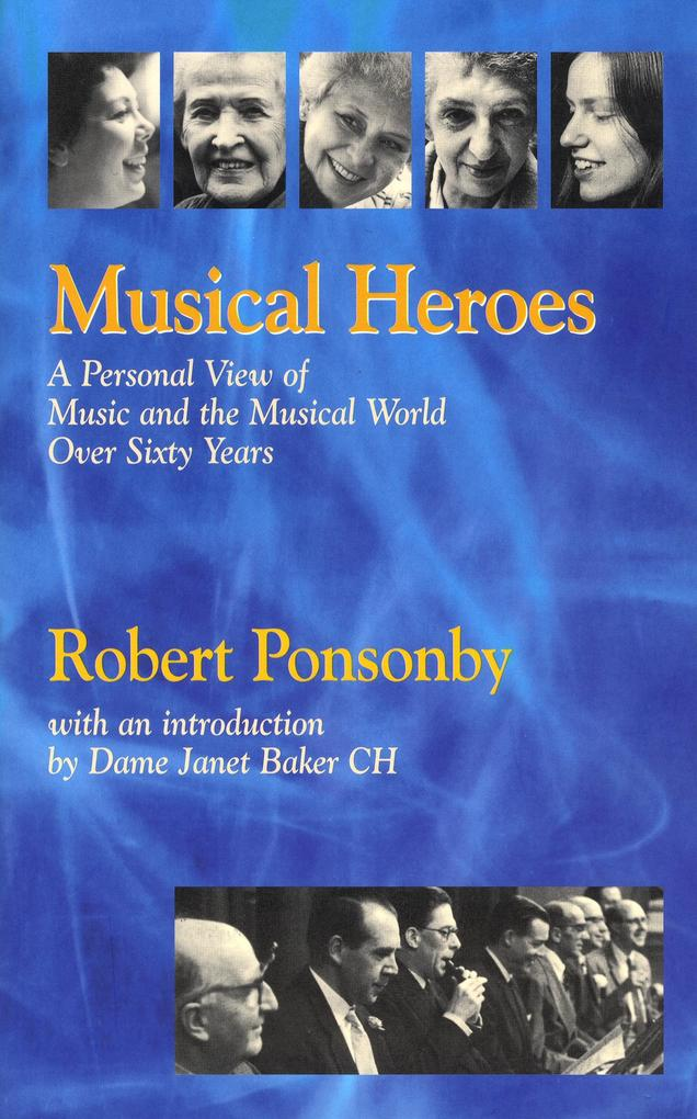 Musical Heroes als eBook Download von Robert Po...