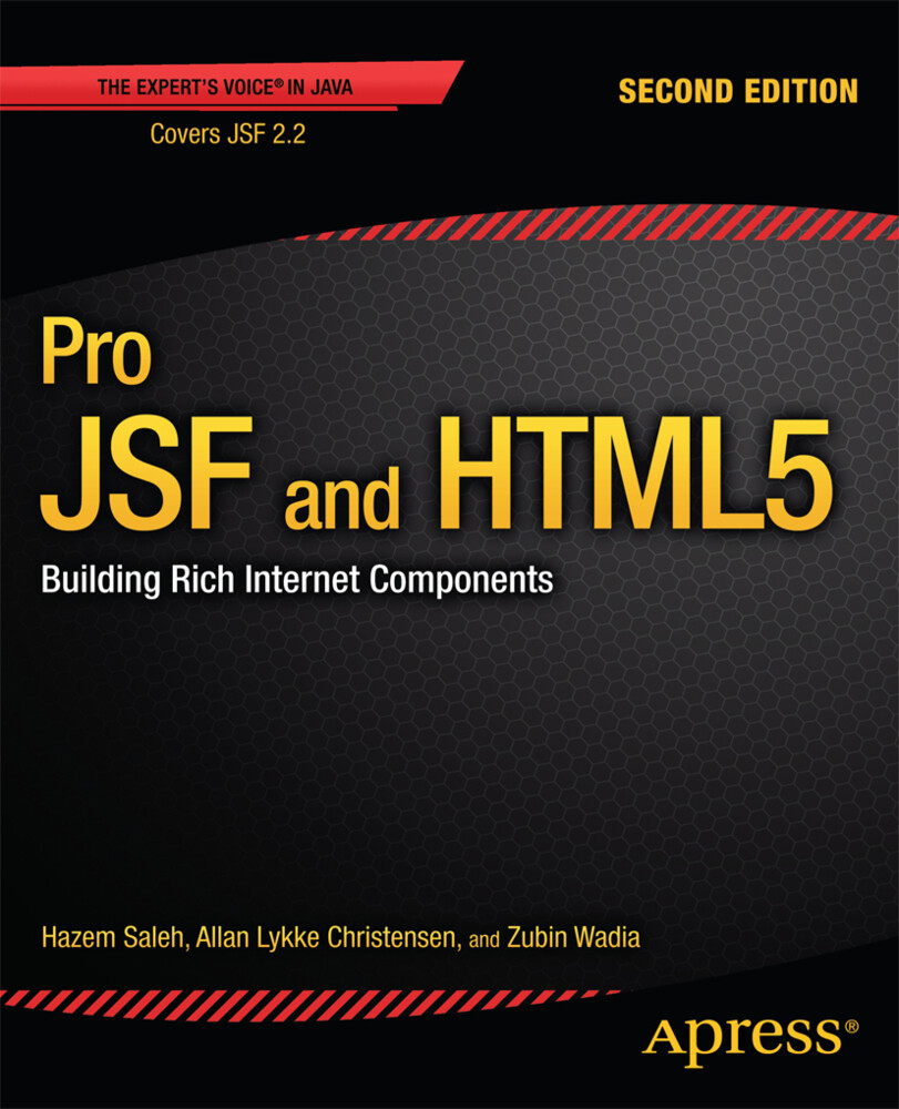 Pro JSF and HTML5 als Buch von Zubin Wadia, Haz...