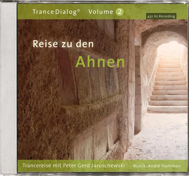 Reise zu den Ahnen als Hörbuch CD von Peter Ger...