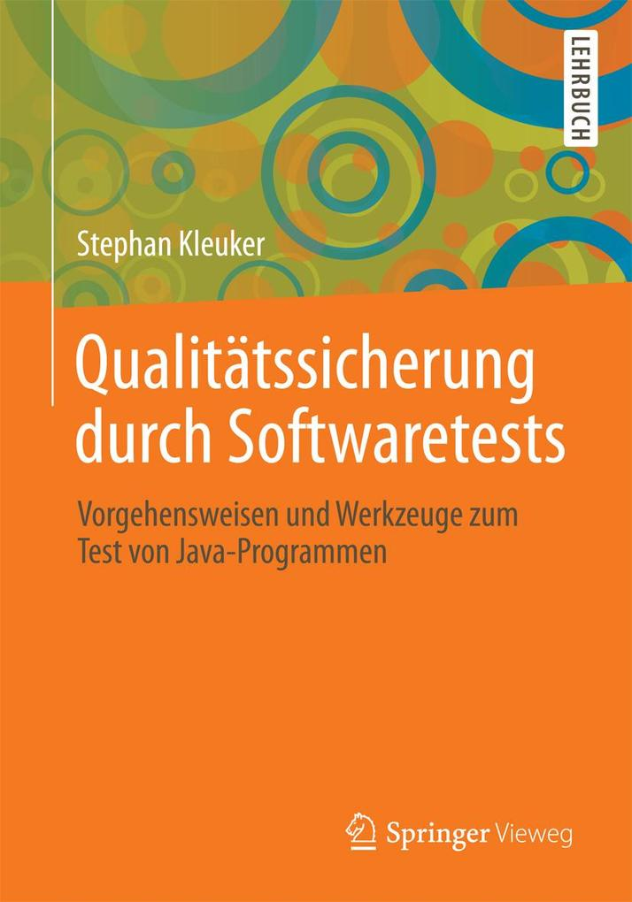 Qualitätssicherung durch Softwaretests als eBoo...