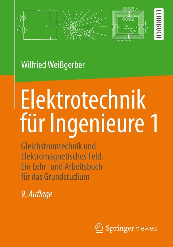 Elektrotechnik für Ingenieure 1 als eBook Downl...