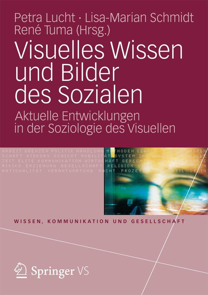 Visuelles Wissen und Bilder des Sozialen als eB...