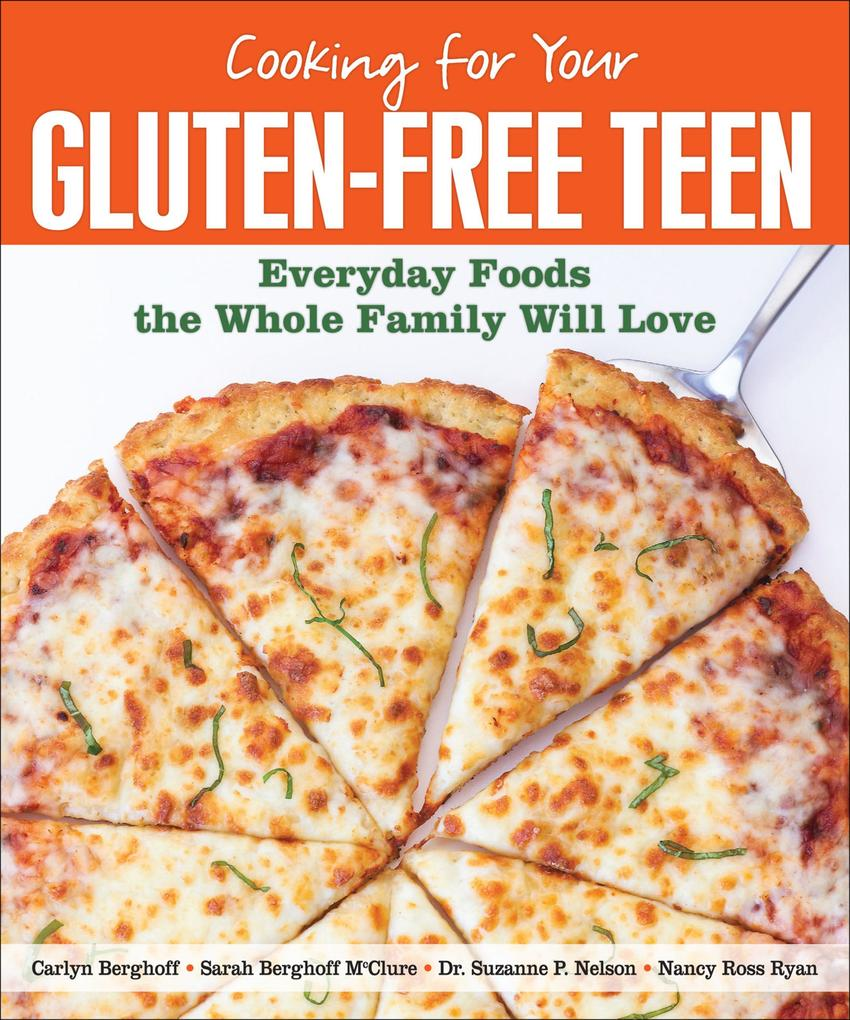 Cooking for Your Gluten-Free Teen als eBook Dow...