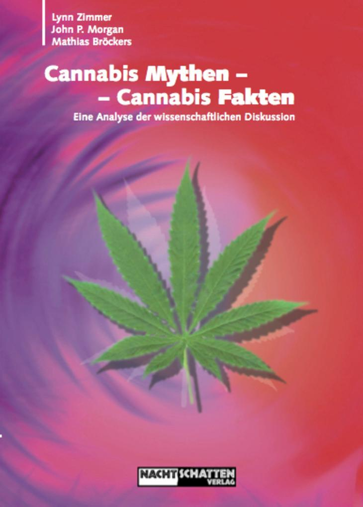 Cannabis Mythen - Cannabis Fakten als eBook Dow...
