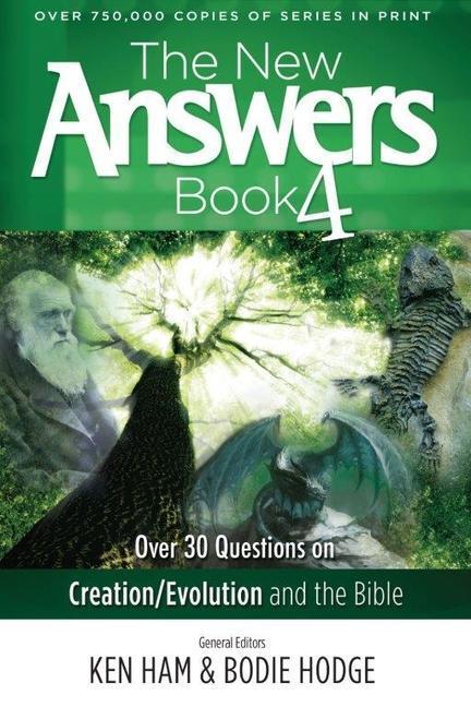 The New Answers, Book 4 als Taschenbuch
