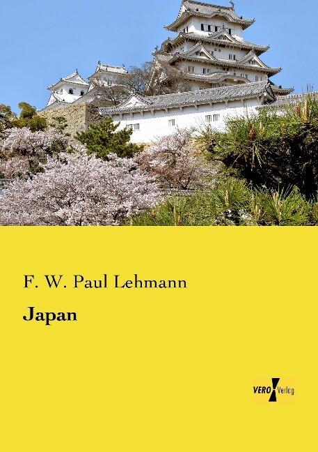 Japan als Buch von F. W. Paul Lehmann