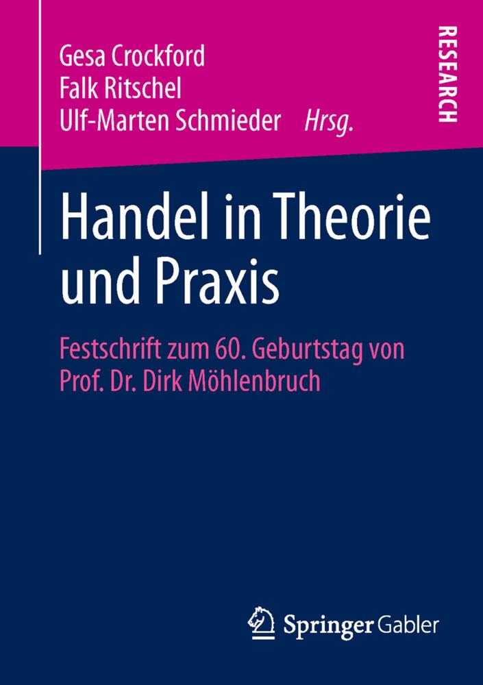 Handel in Theorie und Praxis als Buch von