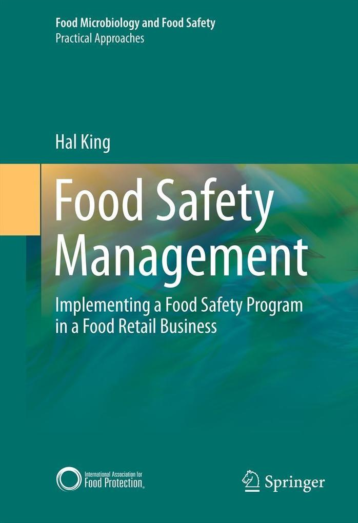 Food Safety Management als eBook Download von H...