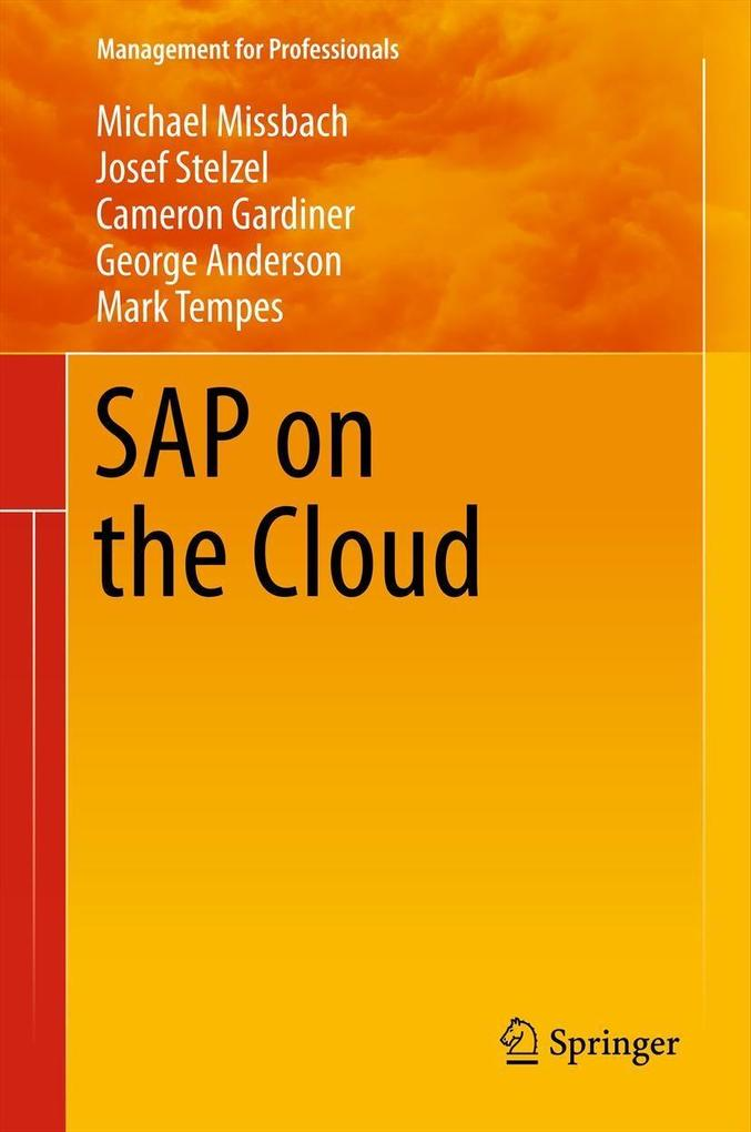 SAP on the Cloud als eBook Download von