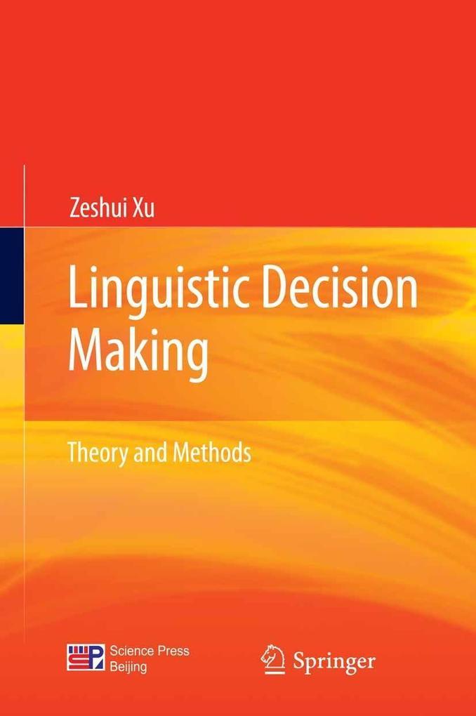 Linguistic Decision Making als eBook Download v...