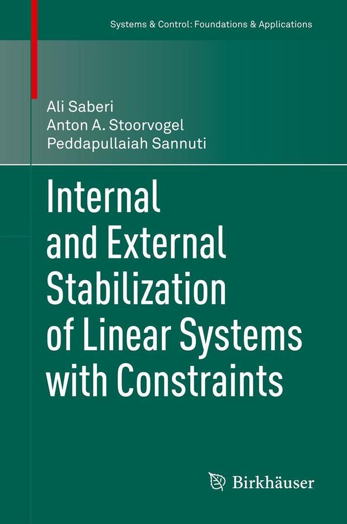 Internal and External Stabilization of Linear S...