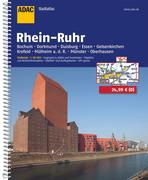 ADAC StadtAtlas Rhein-Ruhr 1 : 20 000