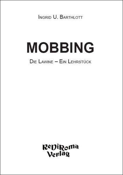Mobbing als Buch von Uda Kuhn