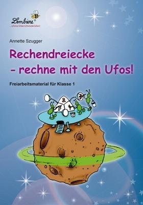 Rechendreiecke - rechne mit den Ufos! (CD-ROM)