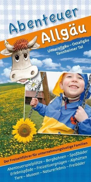 Abenteuer Allgäu. Bd.2 als Buch von