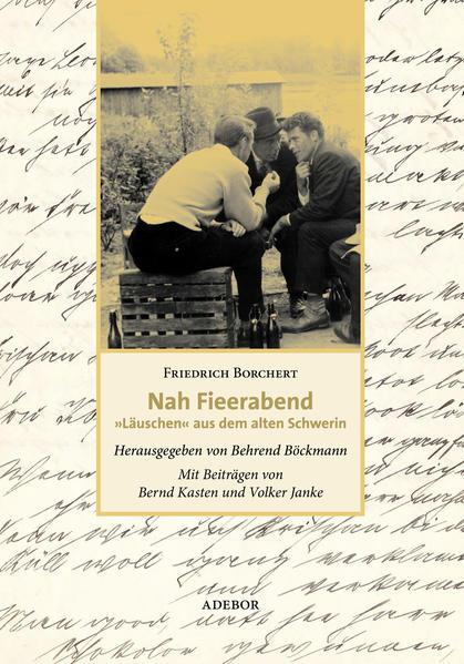 Nah Fieerabend als Buch von Friedrich Borchert,...