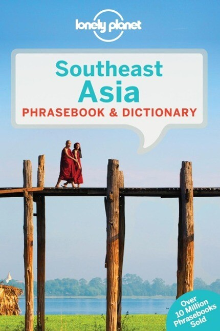 Southeast Asia Phrasebook & Dictionary als Buch...