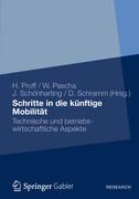 Schritte in die künftige Mobilität