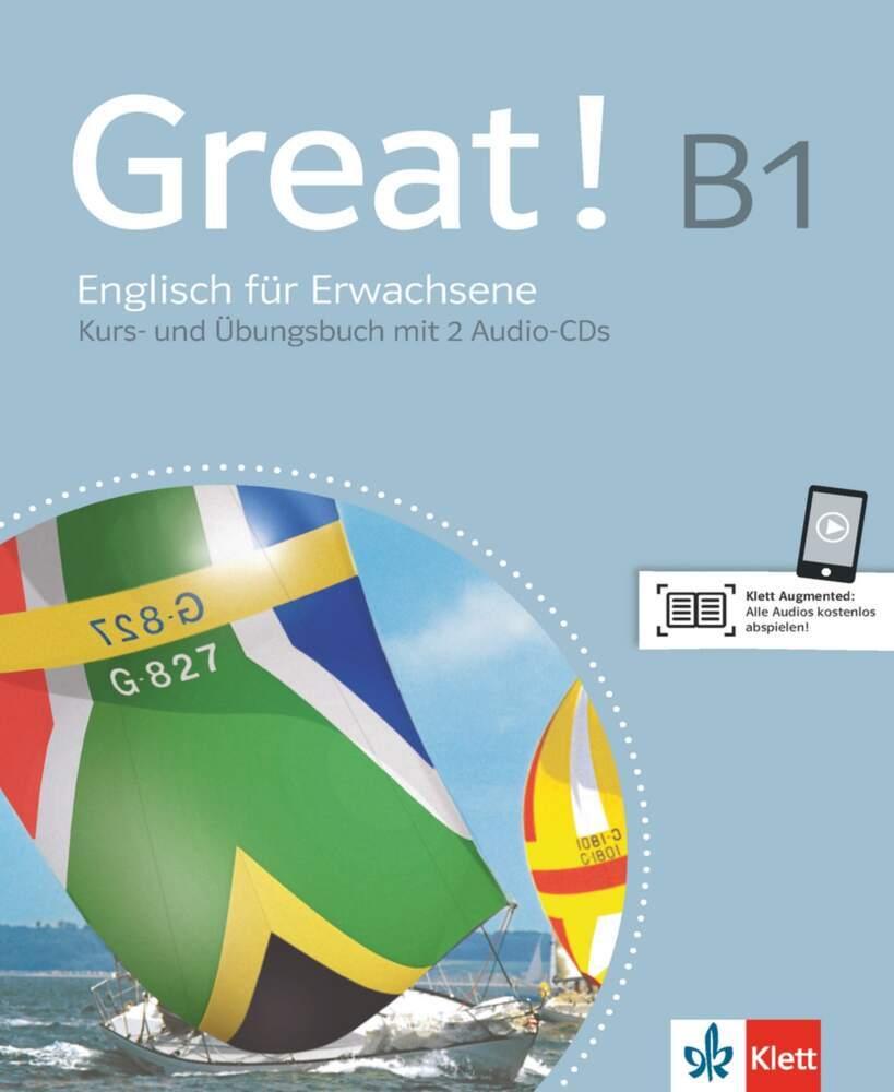 Great! Lehr- und Arbeitsbuch mit 2 Audio-CDs B1 als Buch