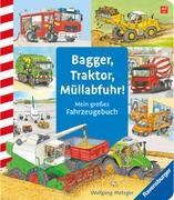 Bagger, Traktor, Müllabfuhr!