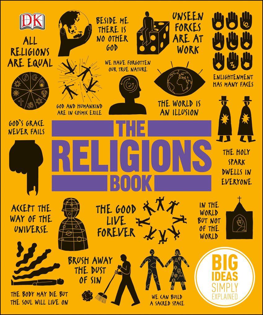 The Religions Book als Buch von