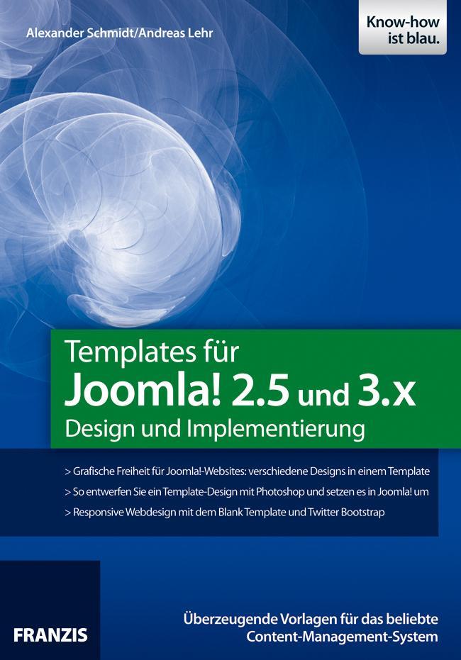 Templates für Joomla! 2.5 und 3.x als eBook Dow...