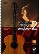 Acoustic Pop Guitar Songbook 2 (mit CD)