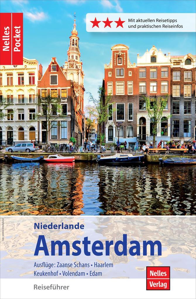 Nelles Pocket Reiseführer Amsterdam als eBook D...