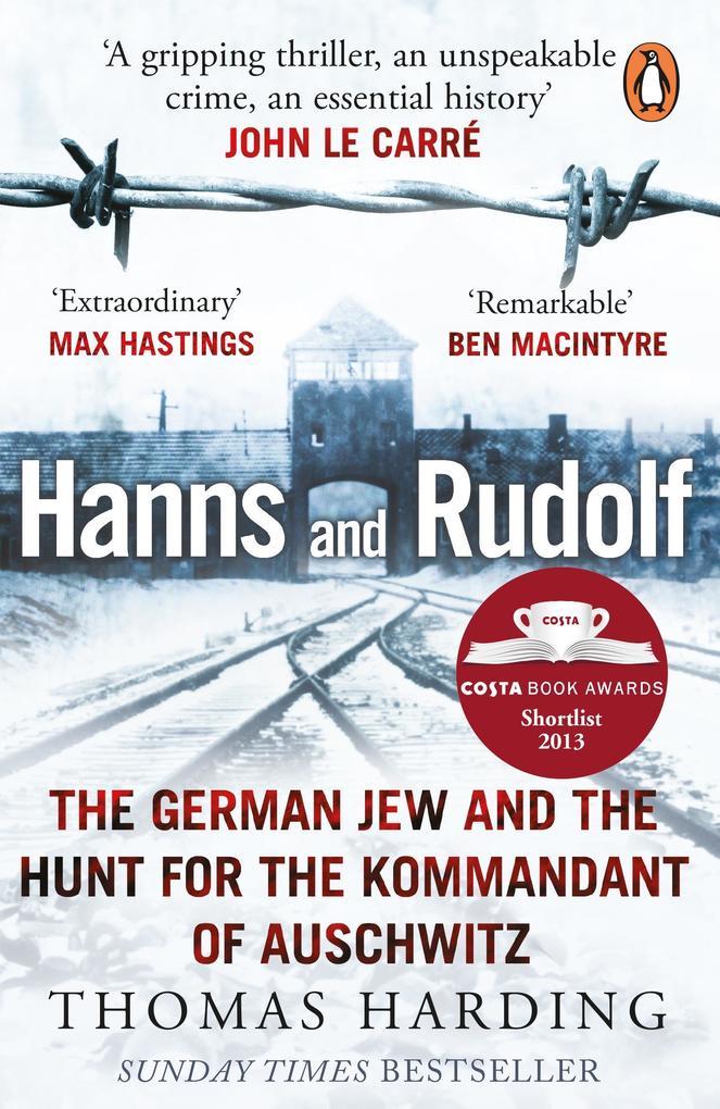 Hanns and Rudolf als eBook Download von Thomas ...