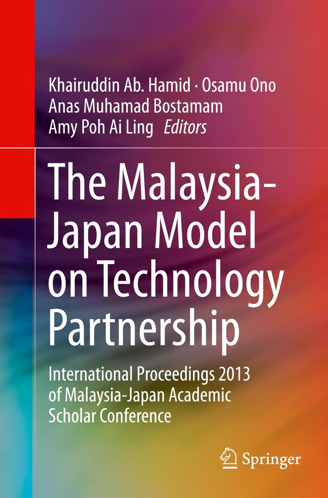 The Malaysia-Japan Model on Technology Partners...