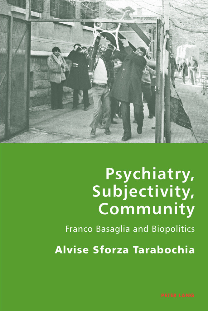 Psychiatry, Subjectivity, Community als Buch vo...